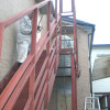 極意は段取り八分!一期一会の鉄骨階段工事。