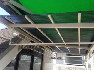 テラス屋根を鉄骨で作る!頑丈な設計で既製品と差別化